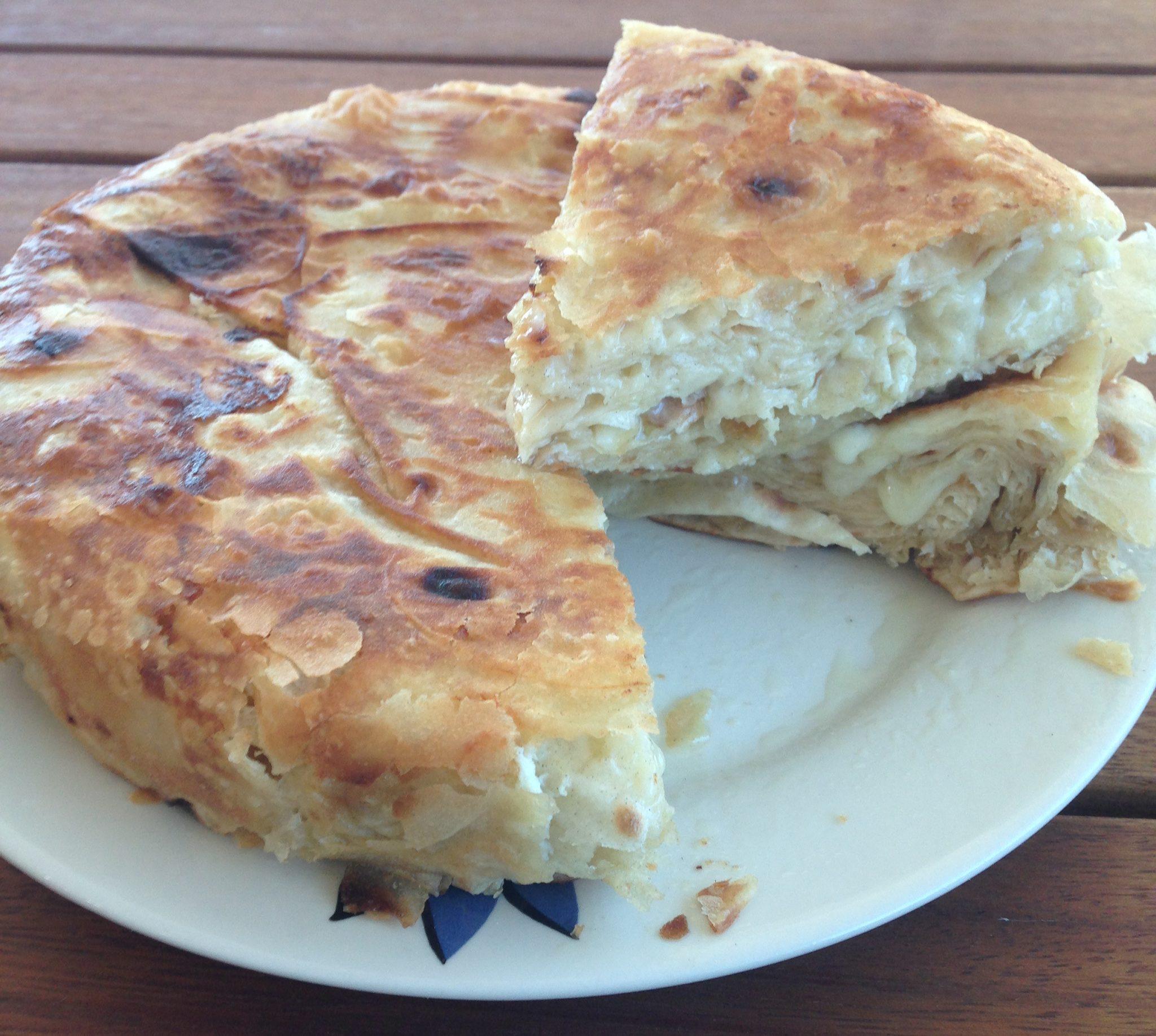 Tava Böreği